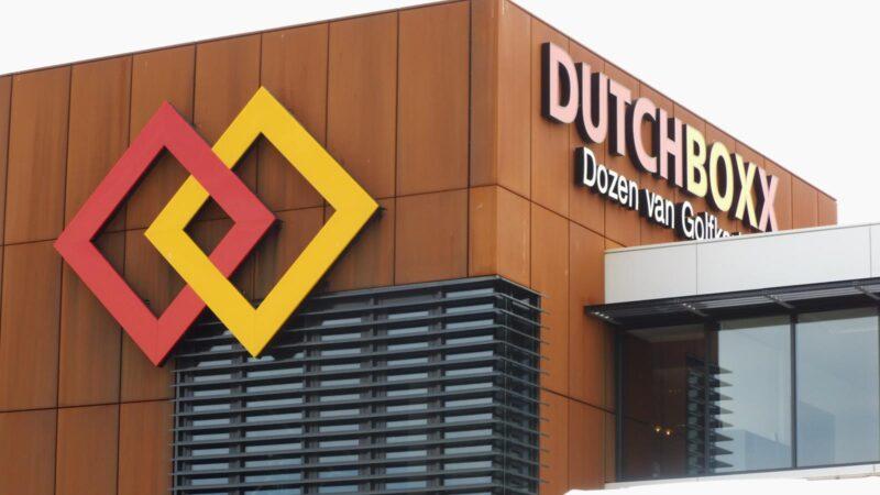 Pand Dutchboxx Heerenveen